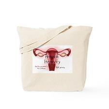 Unique Reproductive rights Tote Bag