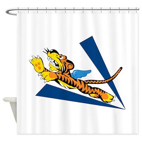 AVG Shower Curtain
