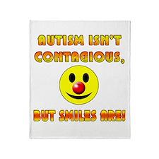 Autism Isnt Contagious but Smiles Are Stadium Bla