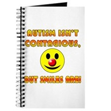 Autism Isnt Contagious but Smiles Are Journal