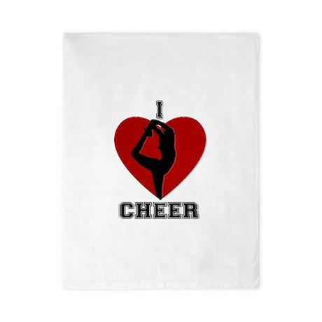 I love cheer Twin Duvet
