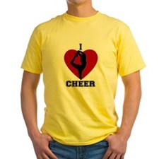 I love cheer T