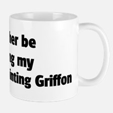 Rather: Wirehaired Pointing G Mug