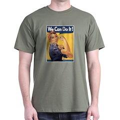 Howard Miller We Can Do It T-Shirt