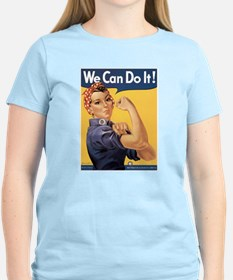 Howard Miller We Can Do It T-Shirt