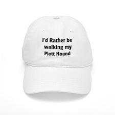 Rather: Plott Hound Baseball Cap