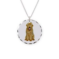 Goldendoodle Necklace