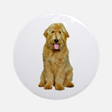 Goldendoodle Ornament (Round)