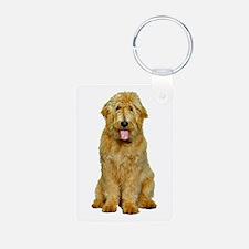Goldendoodle Keychains