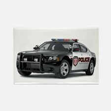 Police Charger Magnets