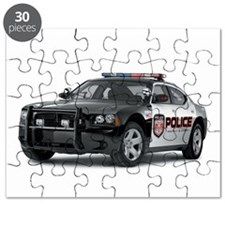 Cute Police Puzzle