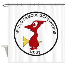 Unique World militaries Shower Curtain