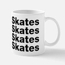 & Roller Skates Mug
