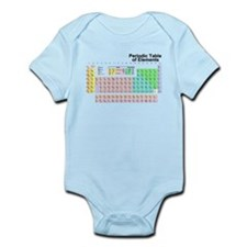 Periodic Table Infant Bodysuit