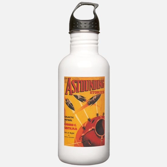 Astounding Stories Water Bottle