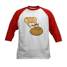 Funny Chick in Egg Tee
