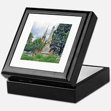 Civil War Monument Keepsake Box