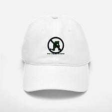No Tebowing! Baseball Baseball Cap