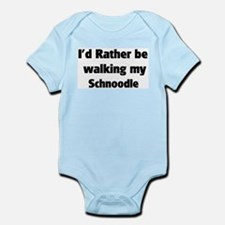 Rather: Schnoodle Infant Creeper