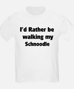 Rather: Schnoodle Kids T-Shirt