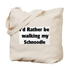 Rather: Schnoodle Tote Bag