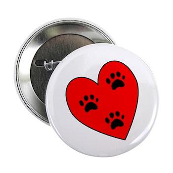 "I Love My VAS Tripod 2.25"" Button (10 pack)"