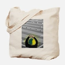 Oregon Ducks Fan Tote Bag