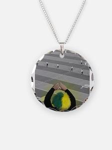 Oregon Ducks Fan Necklace