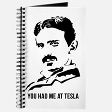 You had me at Tesla Journal