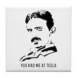 Tesla Drink Coasters
