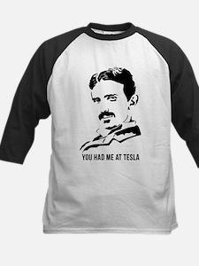 You had me at Tesla Tee