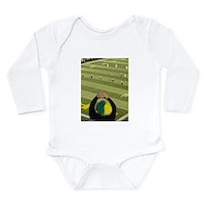 Oregon Ducks Fan 2 Long Sleeve Infant Bodysuit