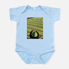 Oregon Ducks Fan 2 Infant Bodysuit