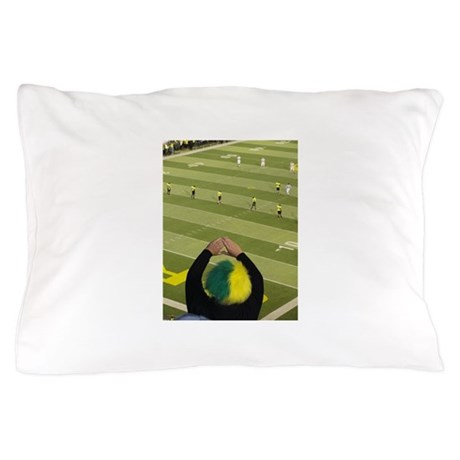 Oregon Ducks Fan 2 Pillow Case