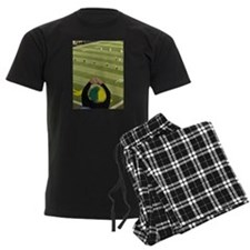 Oregon Ducks Fan 2 Pajamas