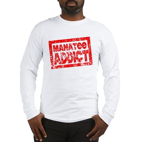Manatee ADDICT Long Sleeve T-Shirt