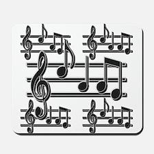 Musical Notes II Mousepad