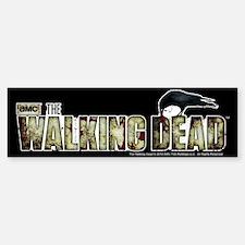 The Walking Dead Flesh Bumper Bumper Sticker