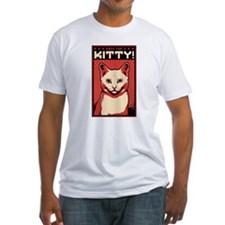 white_cat_tee T-Shirt