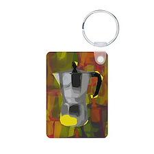 Moka pot Keychains