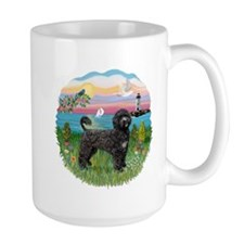 LighHouse-PWD-black Mug