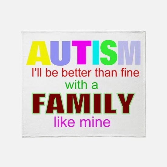 Autism Throw Blanket