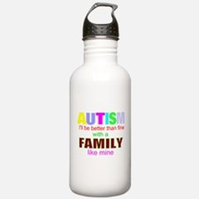 Autism Water Bottle