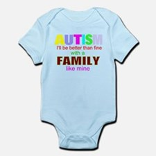 Autism Infant Bodysuit
