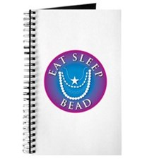 Eat Sleep Bead Journal