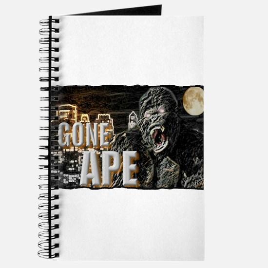 gone ape Journal