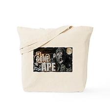 gone ape Tote Bag