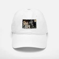 gone ape Baseball Baseball Cap