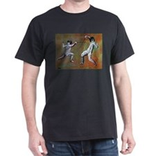 Sword fight T-Shirt