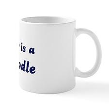 My Sister: Goldendoodle Mug